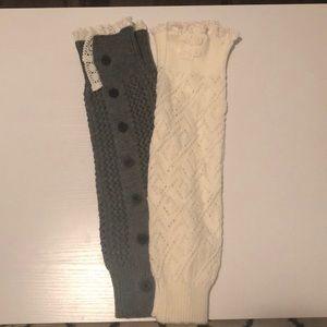 ace1f295003a6 Grace & Lace Accessories | Alpine Boots Socks Leg Warmers | Poshmark